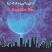 Larry Fast publicó Metropolitan Suite como Synergy en 1987