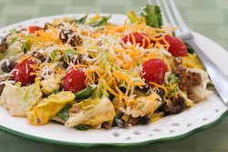 Kalyn's Perfect Recipe for Taco Salad (Low-Carb, Gluten-Free) | Kalyn ...