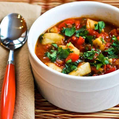 Spicy Red Fish Stew