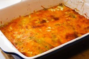 Chile Rellenos Bake Recipe (Low-Carb, Gluten-Free, Vegetarian) | Kalyn ...