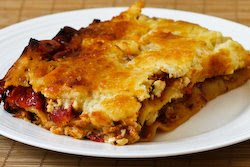 Vegetarian Lasagna Recipe with Quick-Roasted Tomato, Garlic, and Herb ...