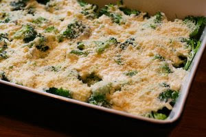 for Broccoli Gratin with Swiss and Parmesan (plus 10 More Broccoli ...