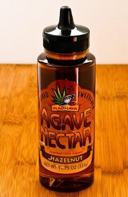 Hazelnut Agave Nectar