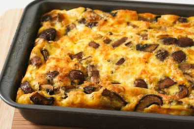 South Beach Diet Friendly Breakfast Casserole