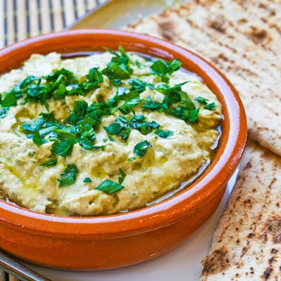 Julia Child's Brandade á  la Soissonaise (Puree of White Beans with Garlic and Herbs)