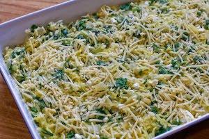 Recipe for Spaghetti Squash and Chard Gratin | Kalyn's Kitchen®