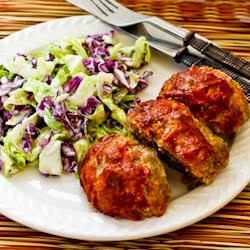 Kalyn's Kitchen®: Recipe for Individual-Serving Meatloaf Balls with ...