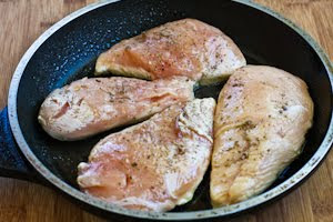 Kalyn's Kitchen®: Recipe for Janet's Mustard Chicken