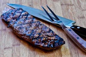 Kalyn's Kitchen®: Grilled Cuban Flank Steak Recipe (Low-Carb, Gluten ...