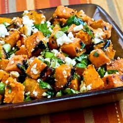These Roasted Sweet Potatoes and Mushrooms with Thyme and Parsley were ...