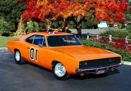 Dodge on Dodge Charger