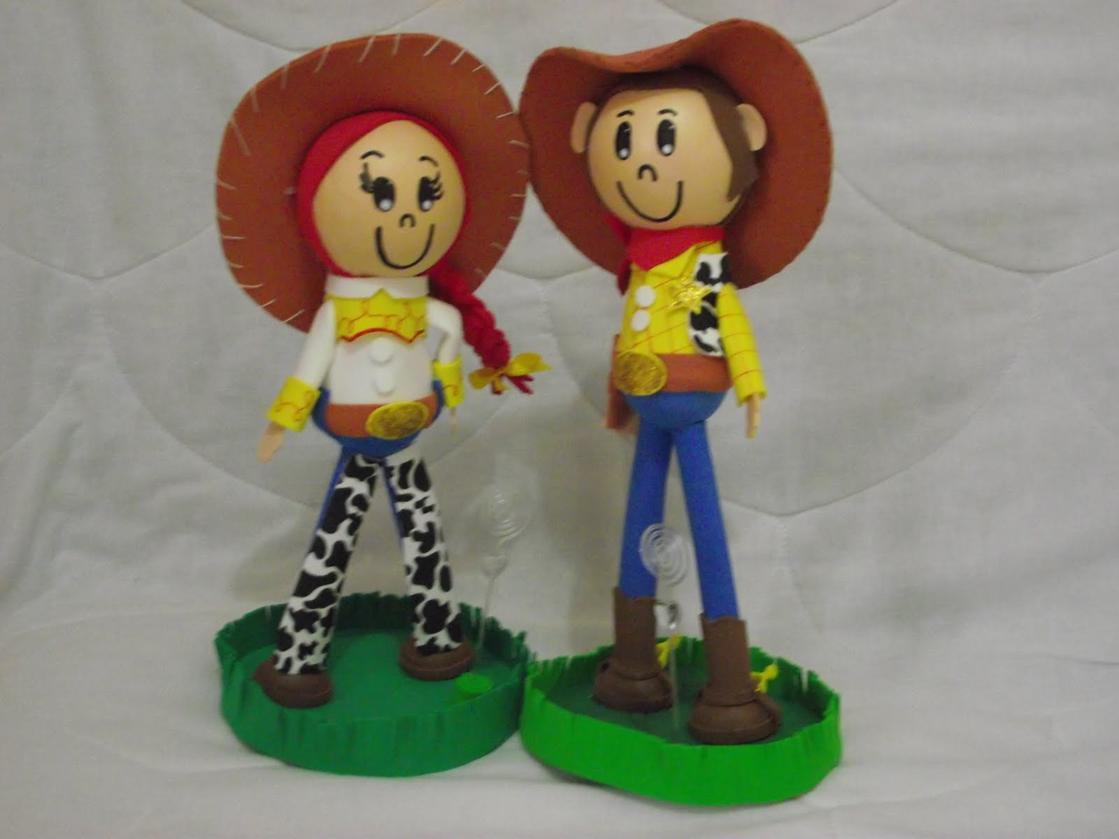 Enfeite De Mesa Toy Story