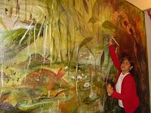 ALEMANHA- Arte em parede, 2008