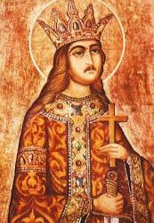 Sfintul Stefan cel Mare Domn al Moldovei