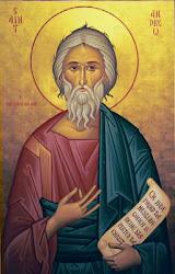 Sfinte Apostole Andrei, roagate  Lui Dumnezeu pentru noi
