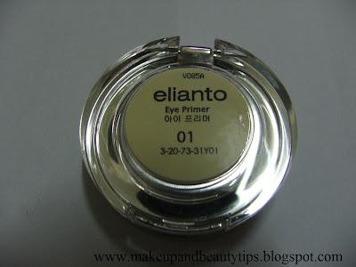 Elianto - Eyeshadow Primer