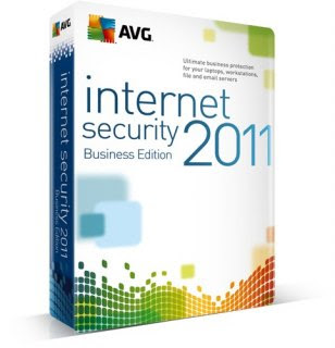 Capa AVG Internet Security 2011 v11 + Serial