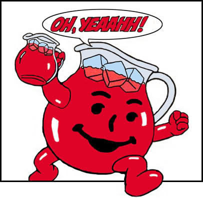 kool aid oh yeah. kool aid oh yeah. this other