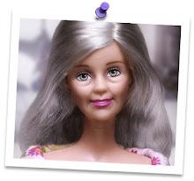 A barbie tambien le pasan los años...