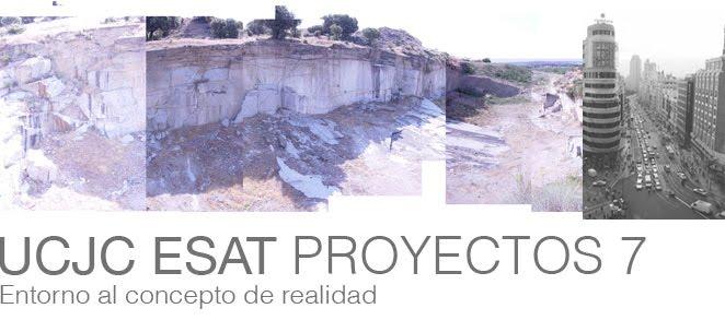 UCJC  ESAT  proyectos7