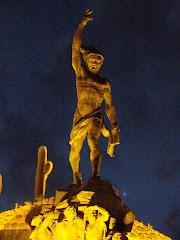 HOMBRE DE NOCHE - HUMAHUACA