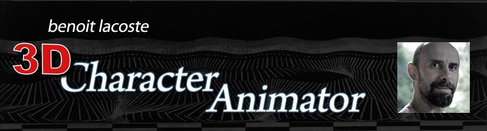 Benoit LACOSTE Character animator