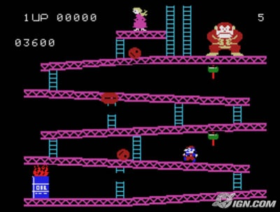 Classic Video Gamers Game Of The Week Donkey Kong For