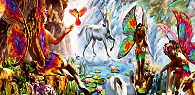 Mundo da Fantasia - DDF - Dimensão da Floresta