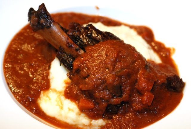 Lamb shank stew recipe