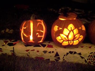 Gallery For Flower Pumpkin Carvings