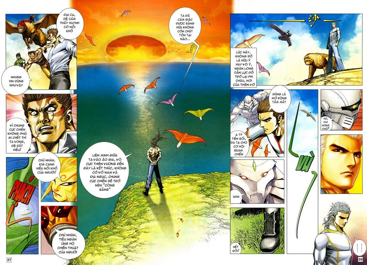 Võ Thần Hải Hổ - Địa Ngục chap 50 - Trang 19