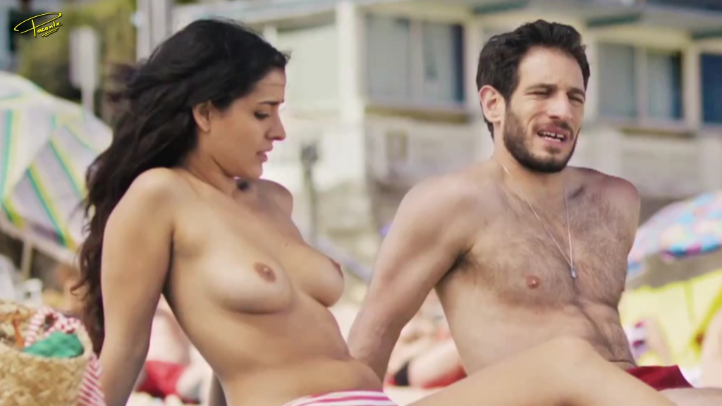 Inma Cuesta Topless Primos