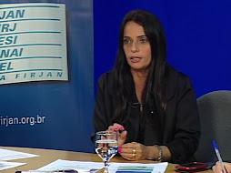 Alice fala sobre Gestão de Pessoas na TV Firjan