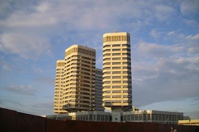 Grattacieli a Tripoli
