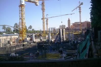 Cantieri a Tripoli