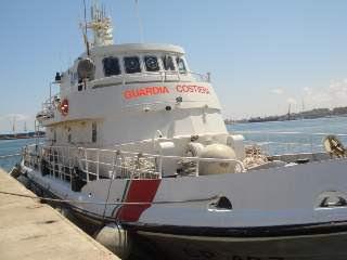 Guardia costiera a Tripoli, foto Cir Onlus