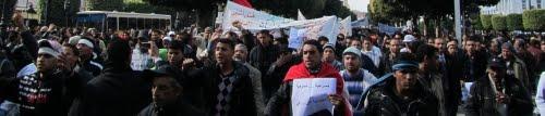 Tunisi liberata: di nuovo in piazza per la libertà (Gabriele Del Grande)