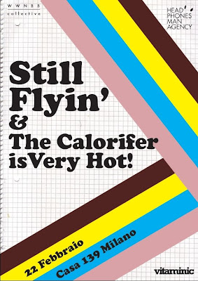 Still Flyin' VS The Calorifer Is Very Hot!