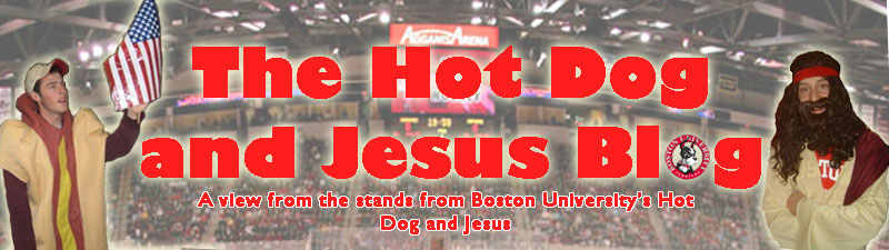 The Hot Dog and Jesus Blog