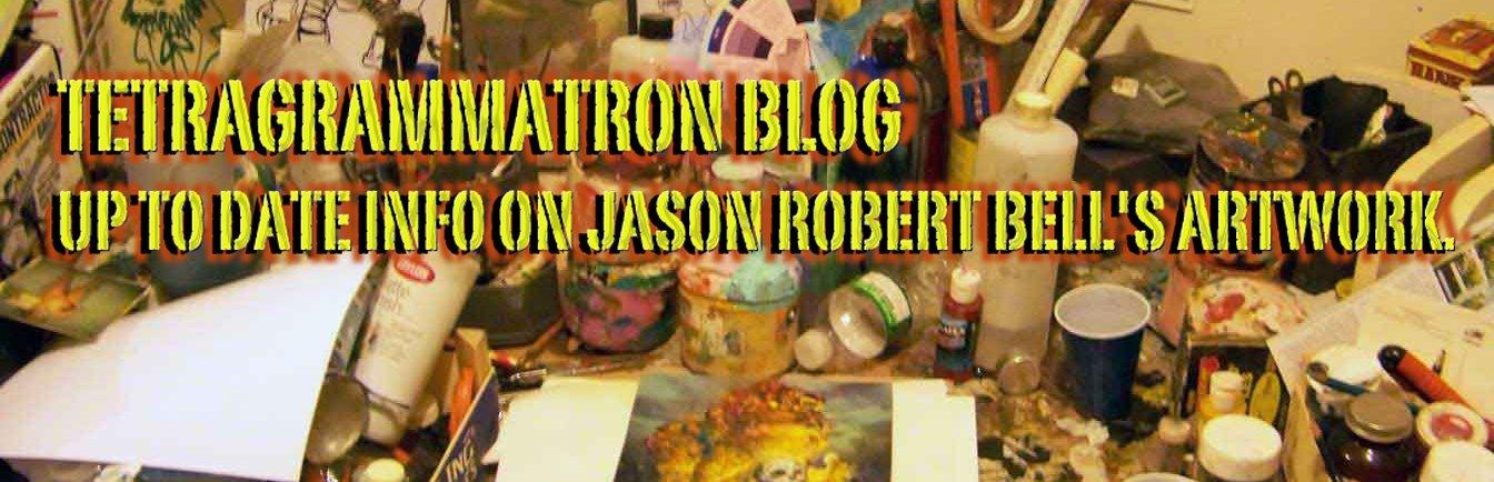 Tetragrammatron Blog
