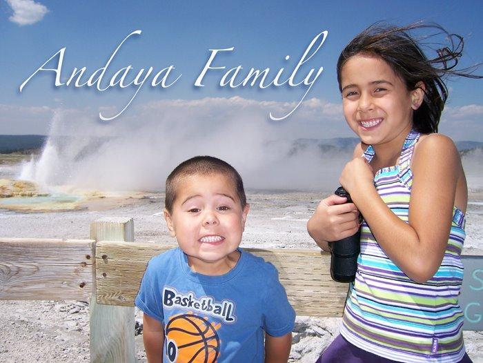 Andaya Family