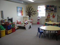 Our Upstairs Classroom