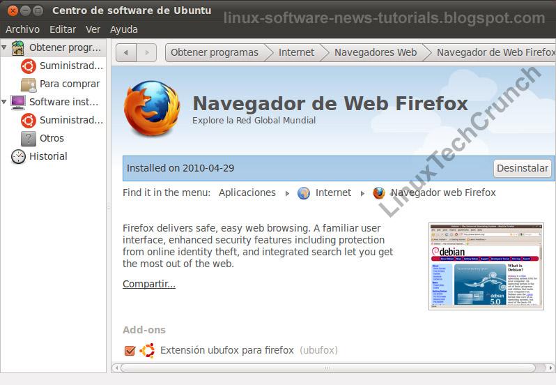 Firefox 3.6.9