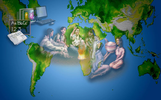 the impact of globalization in our lives Technology and globalization the impact of information technology aspect of how people live their lives recent advances in our ability to.