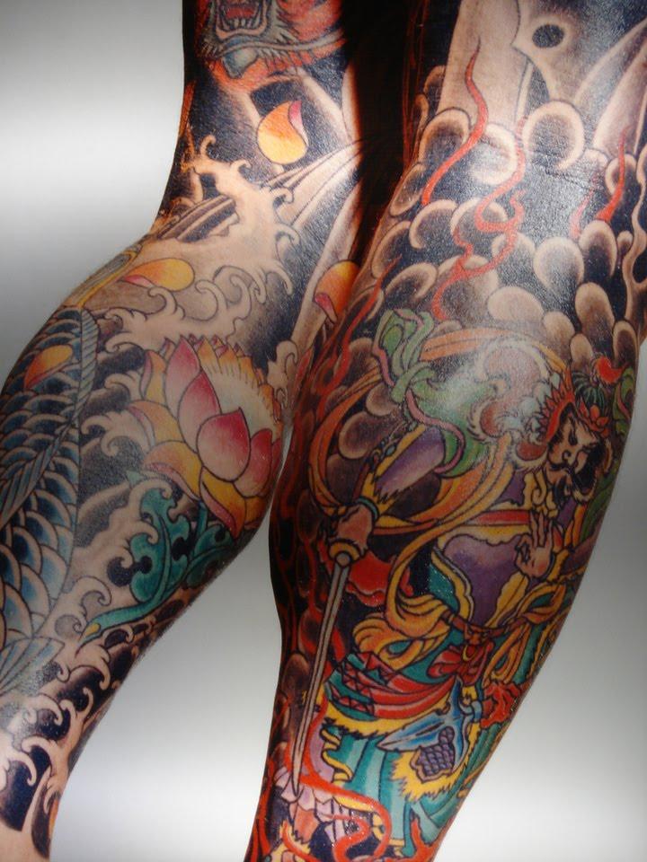 best tattoos ever full body tattoos horimono irezumi. Black Bedroom Furniture Sets. Home Design Ideas