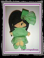 Broche Las Crispulinas