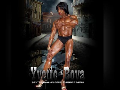 Yvette Bova 1024 by 768 wallpaper