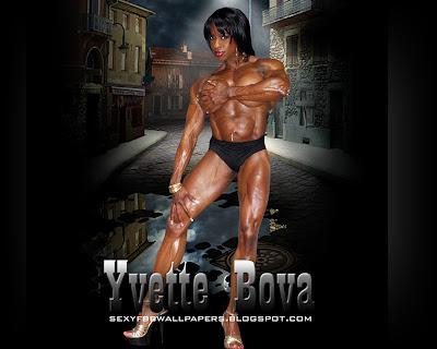 Yvette Bova 1280 by 1024 wallpaper
