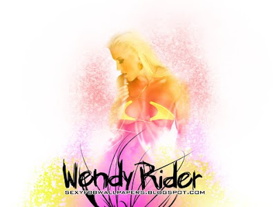 Wendy Rider curve Wallpaper