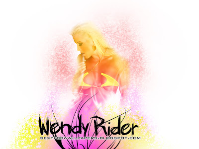 Wendy Rider 1024 by 768 Wallpaper
